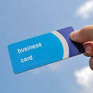 تصویر کارت بازرگانی