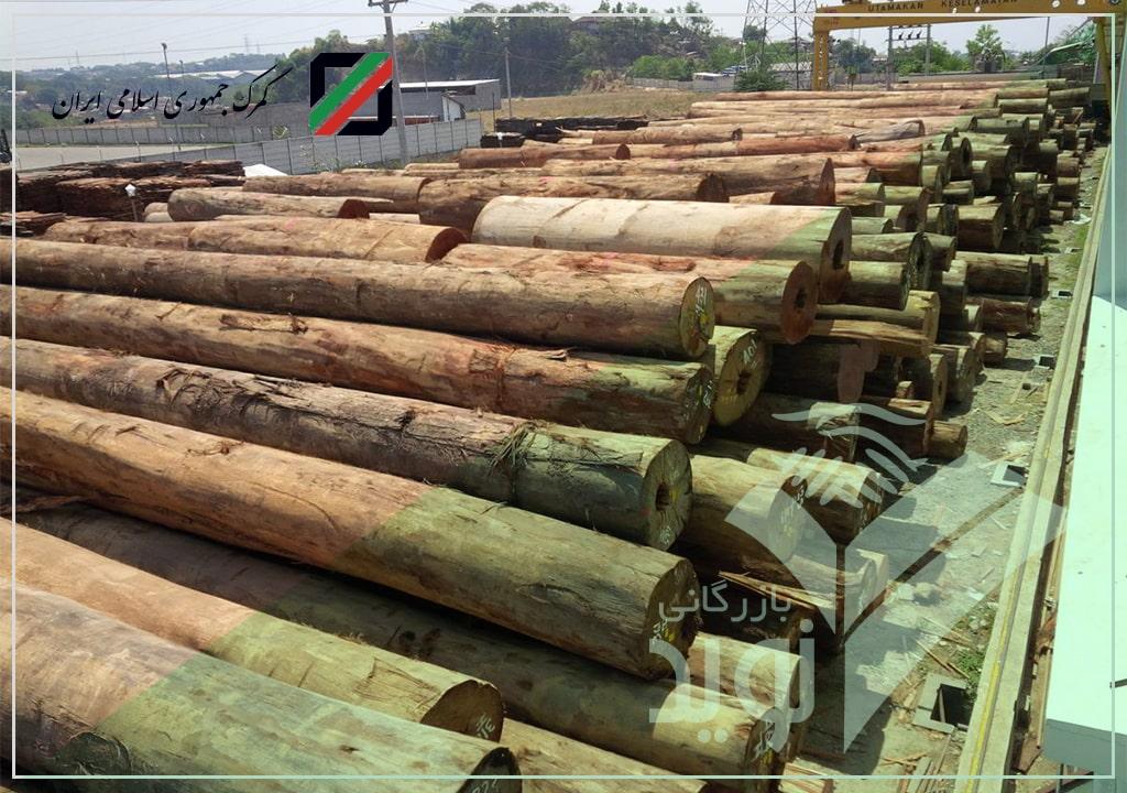 ممانعت از خروج پالت های چوبی